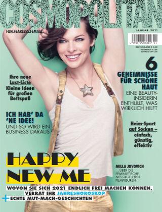 Cosmopolitan - DE NR.01 2021