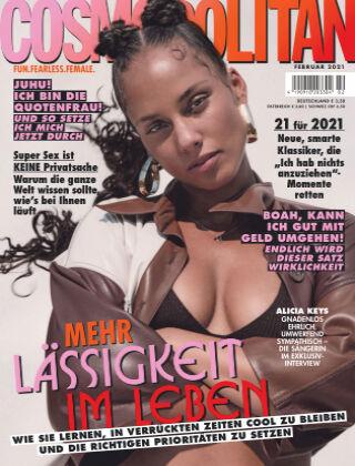 Cosmopolitan - DE NR.02 2021