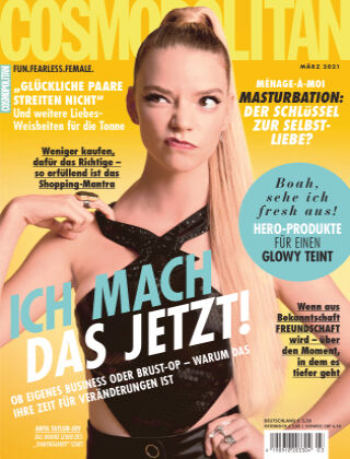 Cosmopolitan - DE NR.03 2021