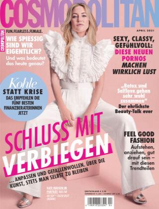 Cosmopolitan - DE NR.04 2021