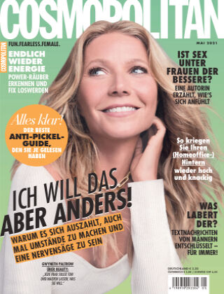 Cosmopolitan - DE NR.05 2021