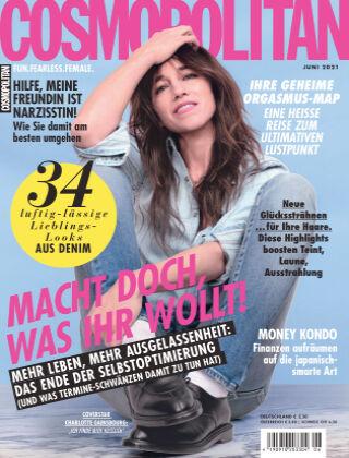 Cosmopolitan - DE NR.06 2021