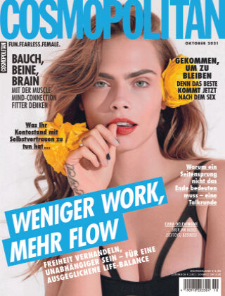 Cosmopolitan - DE NR.10 2021