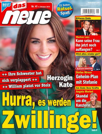 Das Neue October 04, 2014 00:00