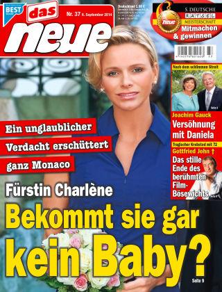 Das Neue NR.37 2014