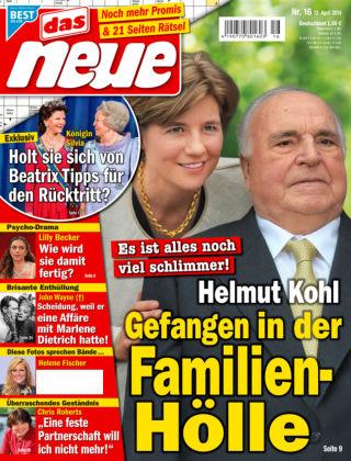 Das Neue NR.16 2014
