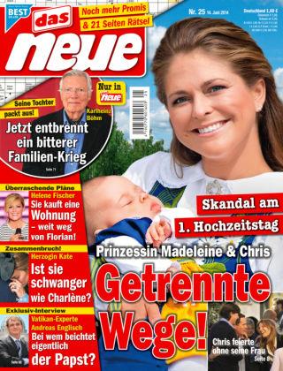 Das Neue NR.25 2014