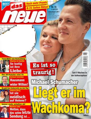 Das Neue NR.15 2014