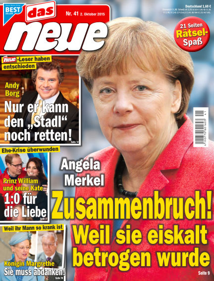 Das Neue October 02, 2015 00:00