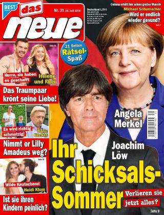 Das Neue NR.31 2018