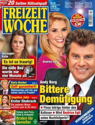 Freizeitwoche NR.50 2014