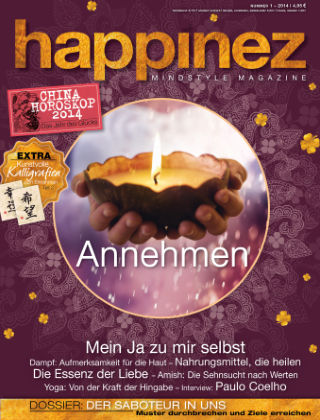 Happinez - DE NR.1 2014