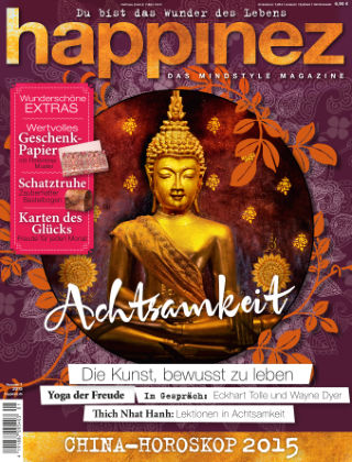 Happinez - DE NR.1 2015