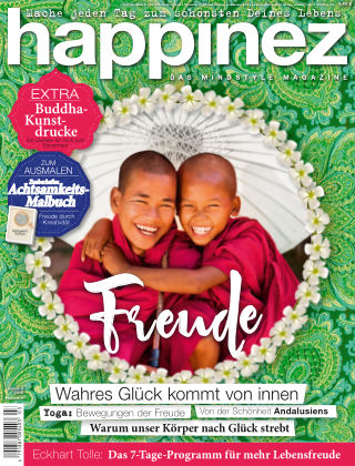 Happinez - DE NR.3 2015