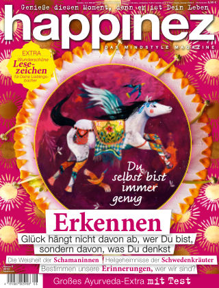 Happinez - DE NR.08 2018
