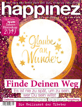 Happinez - DE NR.01 2019