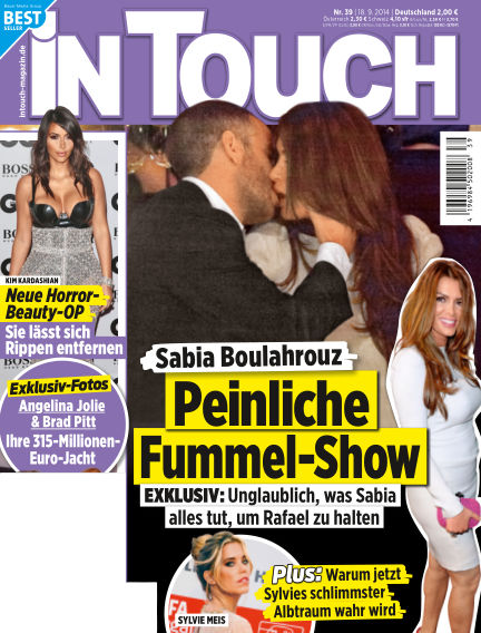 InTouch - DE September 18, 2014 00:00