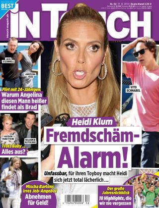 InTouch - DE NR.52 2014
