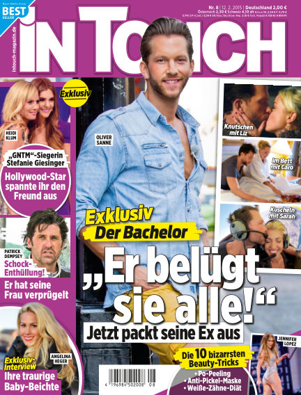 InTouch - DE February 12, 2015 00:00