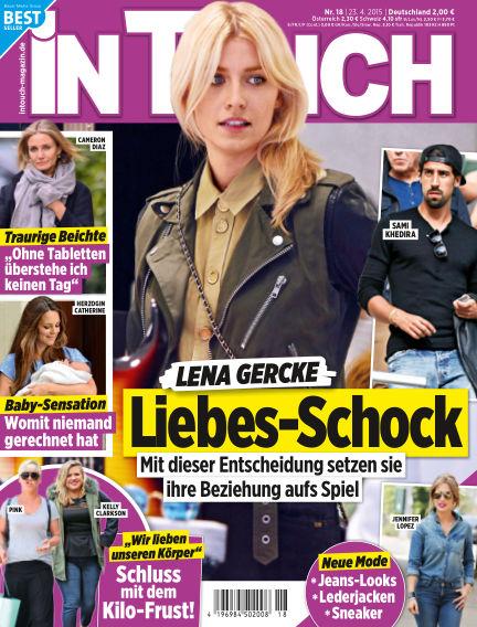 inTouch - DE April 23, 2015 00:00