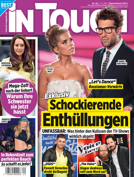 InTouch - DE May 07, 2015 00:00