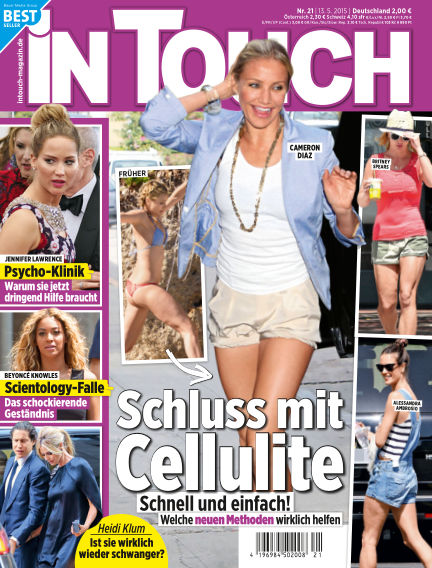 InTouch - DE May 13, 2015 00:00