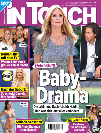 InTouch - DE August 20, 2015 00:00