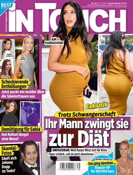 InTouch - DE September 17, 2015 00:00