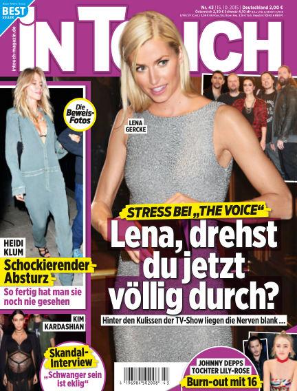 InTouch - DE October 15, 2015 00:00