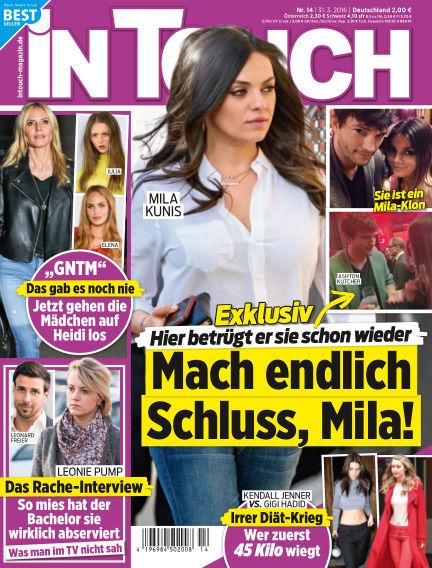 InTouch - DE March 31, 2016 00:00