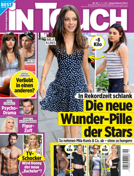 InTouch - DE May 04, 2016 00:00