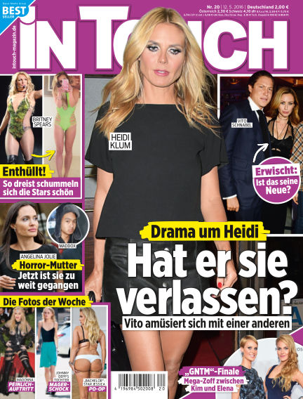 inTouch - DE May 12, 2016 00:00