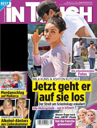 InTouch - DE NR.21 2016