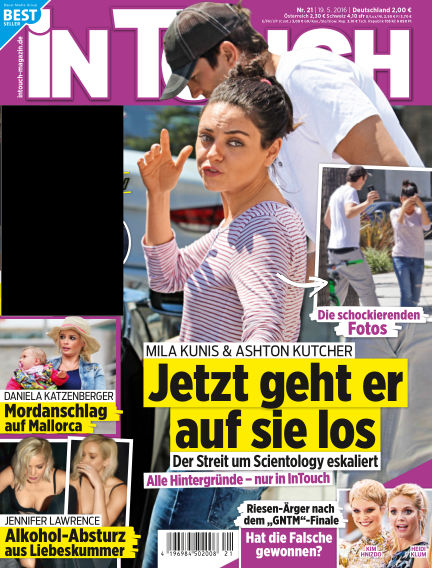 inTouch - DE May 19, 2016 00:00