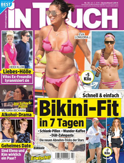 InTouch - DE May 26, 2016 00:00
