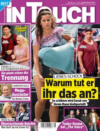InTouch - DE NR.25 2016