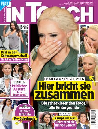 InTouch - DE NR.28 2016