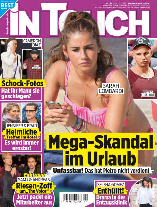 InTouch - DE NR.44 2016