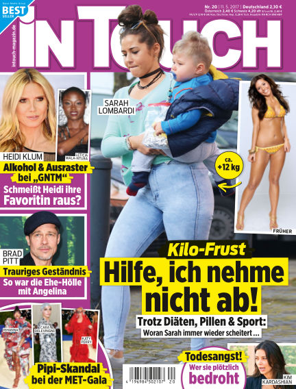 inTouch - DE May 11, 2017 00:00