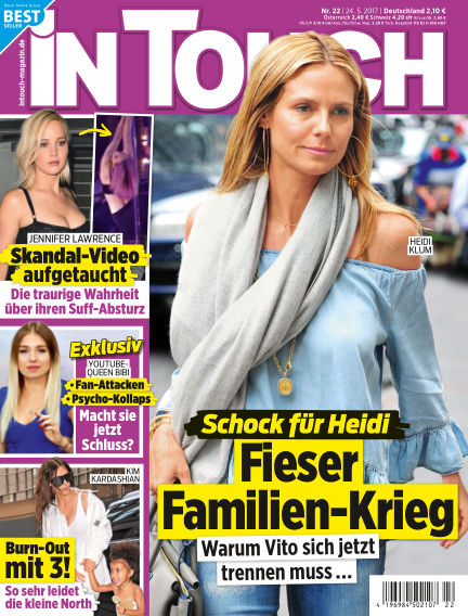 InTouch - DE May 24, 2017 00:00