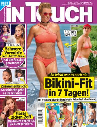 InTouch - DE NR.23 2017