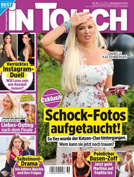 InTouch - DE August 31, 2017 00:00