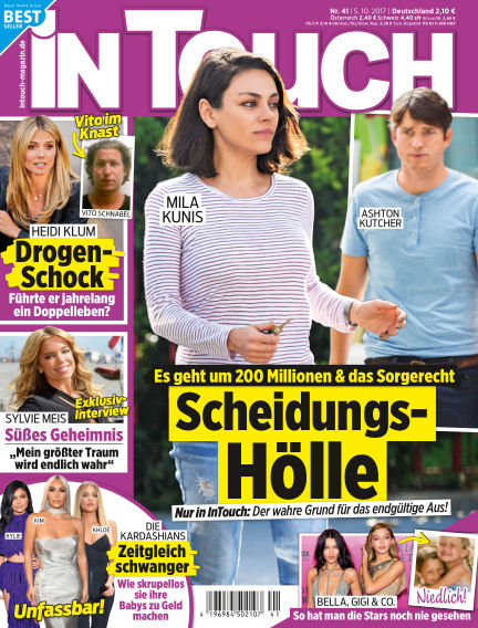 InTouch - DE October 05, 2017 00:00