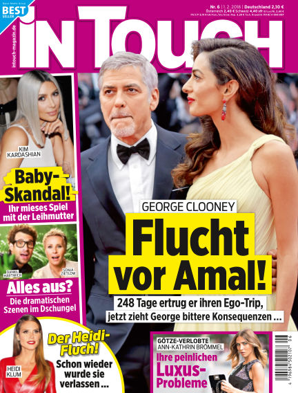 InTouch - DE February 01, 2018 00:00