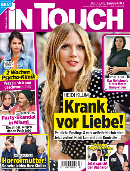 InTouch - DE February 08, 2018 00:00