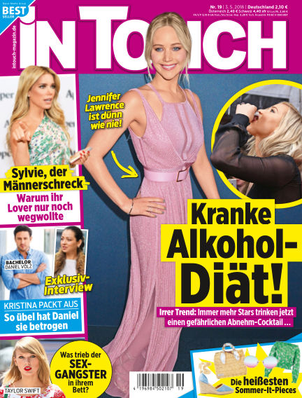 InTouch - DE May 03, 2018 00:00