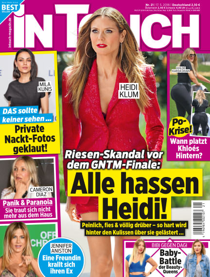 inTouch - DE May 17, 2018 00:00