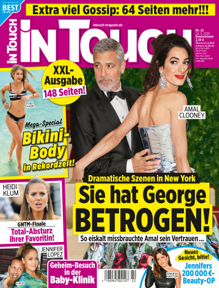 inTouch - DE May 24, 2018 00:00