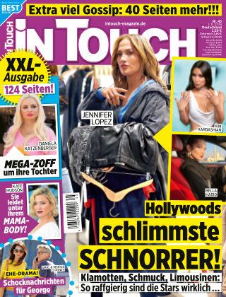 InTouch - DE NR.45 2018