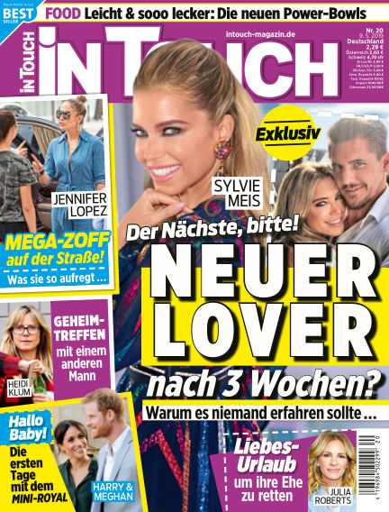 InTouch - DE May 09, 2019 00:00
